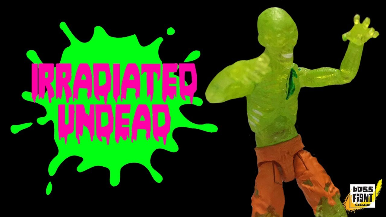 PRODUCT FEATURE: SERIES Z PREVIEW - IRRADIATED UNDEAD!!