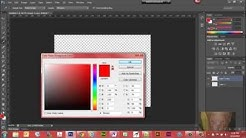 How to Change the Color of a Layer in Photoshop CS6