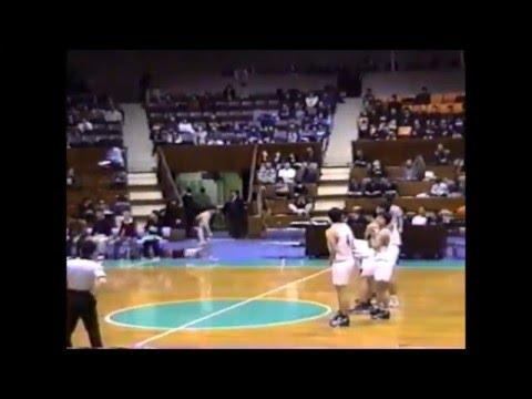 高校バスケ1999年東京都インター...