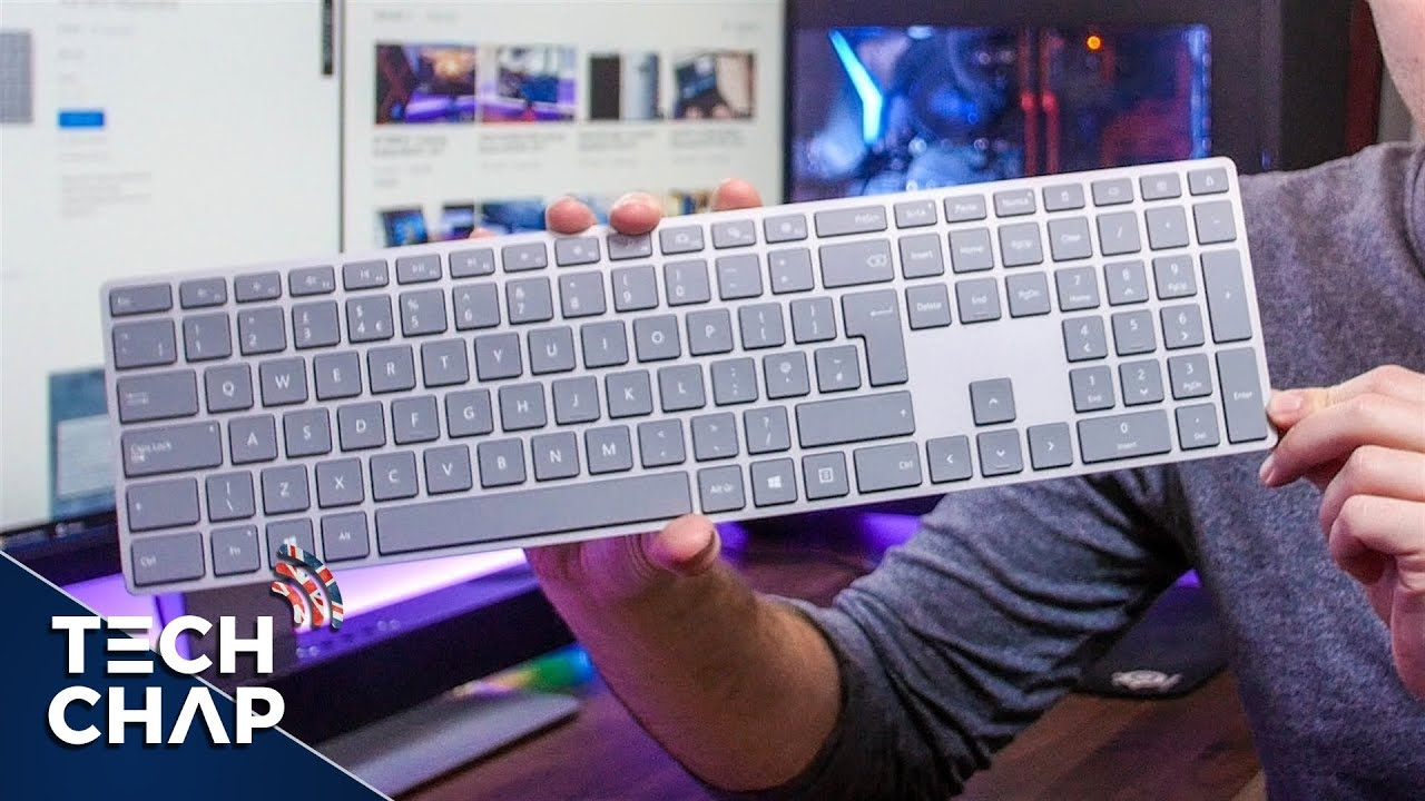 Microsoft Surface Keyboard Review My New Favourite Youtube