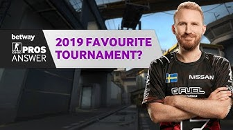 CSGO Pros Answer: What Was Your Favourite Tournament In 2019?