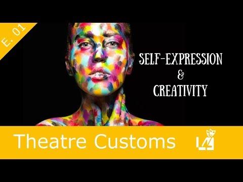 Theatre Customs: Theatre Games