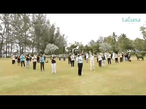 Laguna Phuket | Supporting medical staff, nurses and volunteer staff.