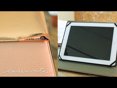 separation shoes 49a02 44224 Case-Mate | iPad Edition Folio - Rose Gold