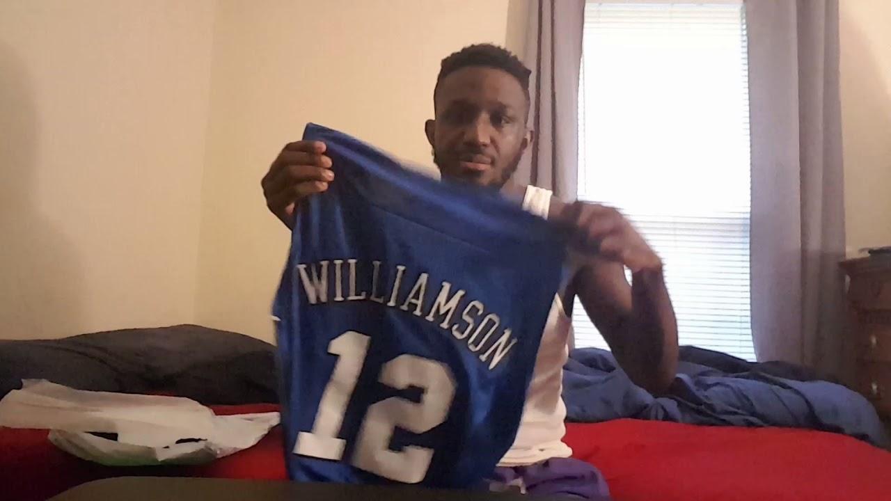 premium selection ffa7f 5a14b Zion Williamson Duke Jersey