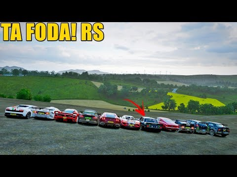 PEGUE ME SE FOR CAPAZ ESTA DE VOLTA - FORZA HORIZON 4 - GAMEPLAY thumbnail