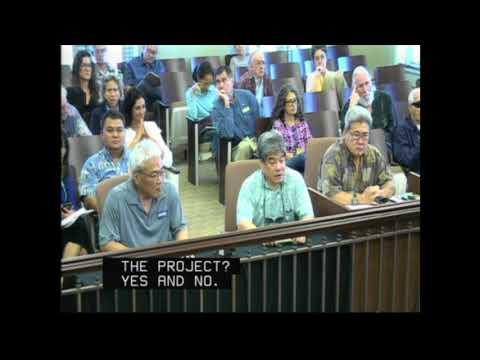 Kauai Water Dept & county council 10 24 17