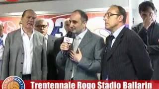 Trentennale Rogo Stadio F.lli Ballarin pt.4