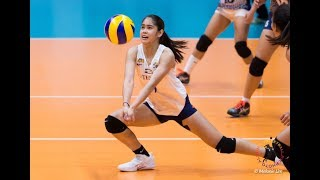 Deanna Wong Highlights UAAP80 | TOP ACTION by Lady Eagles