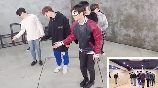 GOT7 Tried to Dance Blindfolded and It Came Down to a 'GOT6' Stage