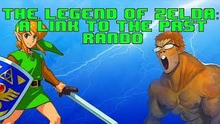 The Legend of Zelda: A Link to the Past Randomizer Speedrun