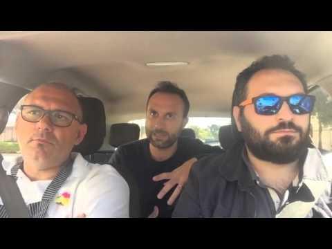 Carpool con Paolo Baldieri