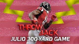 Julio Jones 39 Amazing 300 yard game vs Panthers
