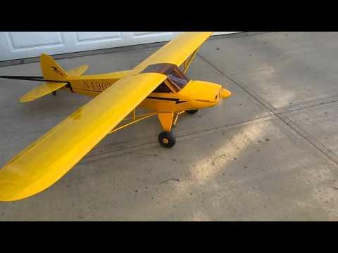 Aeroworks Sport Cub with DA50