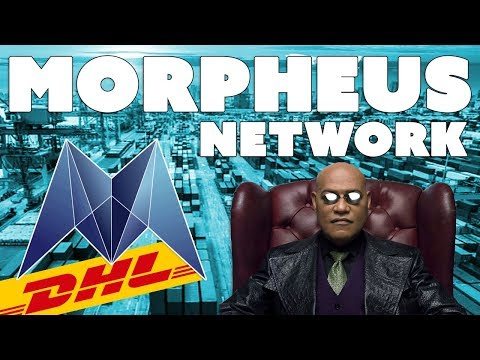 Morpheus Network Review - Backed by DHL and Charlie Shrem?
