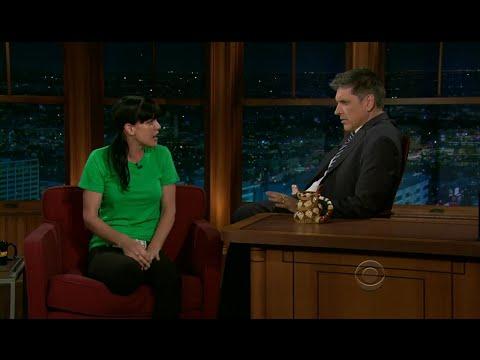 Late Late Show with Craig Ferguson 5/4/2011 John Waters, Pauley Perrette