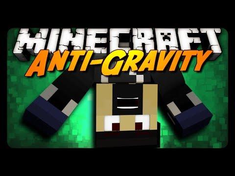 Minecraft: ANTI-GRAVITY Hunger Games! (Modded HG Survival)