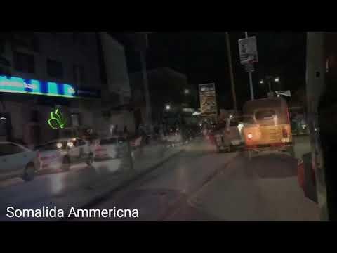 Xamareey ada mudan beautifully Mogadishu Night Time allow Nabaad Noga dhig wadankena Ameen one love
