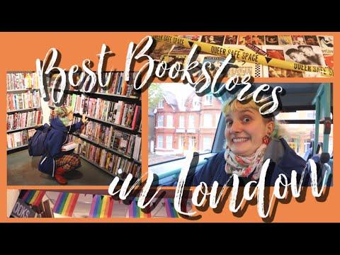 Favorite Bookshops In London