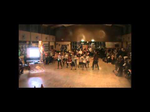 Thrill The World Sittingbourne 2012, Sittingbourne, Kent, United Kingdom, Event ID# 60143