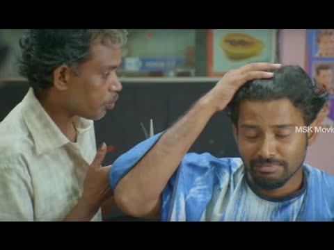 Comedy Scene At Barbershop -