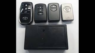 Device for recovery second-hand smart keys (type 94/D4/98/88/A8/A9/39) TOYOTA / LEXUS
