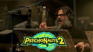 Jack Black sings in Psychonauts 2 (Behind The Scenes)