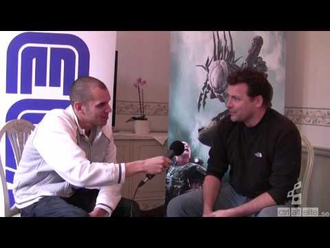 CtrlAltElite interviews Jason Kingsley producer of: Alien VS Predator
