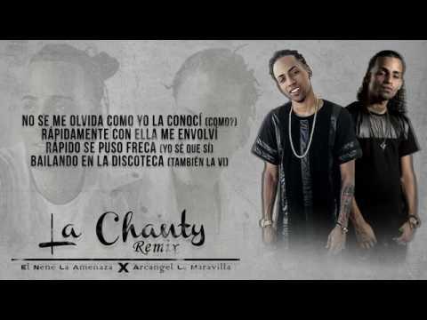Chanty. Remix Arcangel