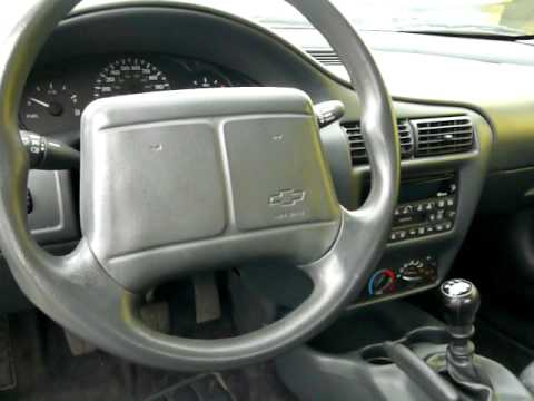2001 CHEVROLET CAVALIER YouTube