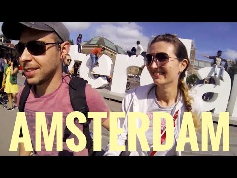Trip to Amsterdam | GoPro Travel | HD