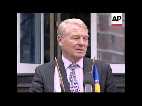 German diplomat becomes Bosnia's top intl. administrator
