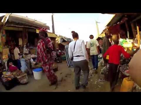 Senegal. Contrastes y Colores.