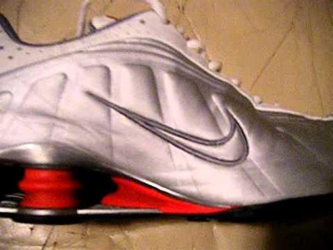 53504183c9a0 Nike Air Shox R4 Original 2001 size 9.5