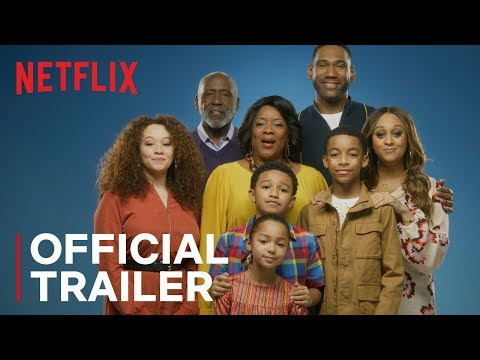 Sherry Mackey - Check Out The New Netflix Original Series 'Family Reunion'