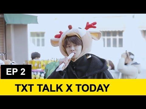 [ENG SUB] TXT (투모로우바이투게더) 'TALK X TODAY' EP.2
