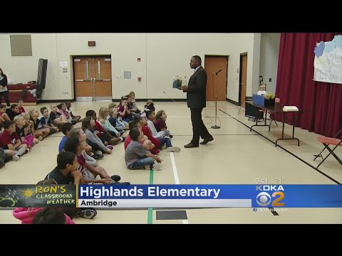 Classroom Weather: Highlands Elementary School