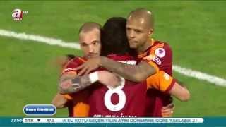 Galatasaray Eskişehirspor 1   0 Kupa Final Maçı Özeti07 05 2014