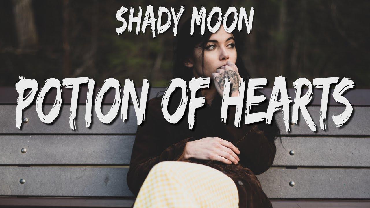 Shady Moon - Potion of Hearts (Lyrics)