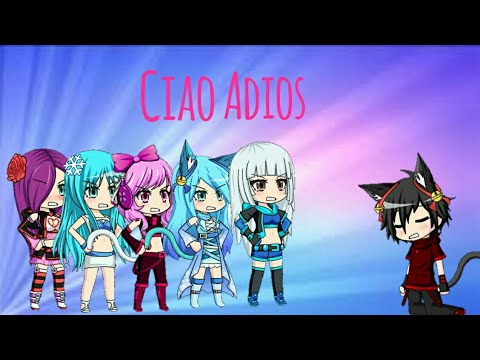 Ciao Adios || Music Video || Gacha Studio ( Read Description)