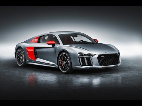 2018 Audi R8 Coupe | Audi Sports Edition