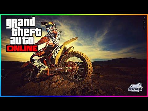 tenue secrete moto cross gta 5 online youtube