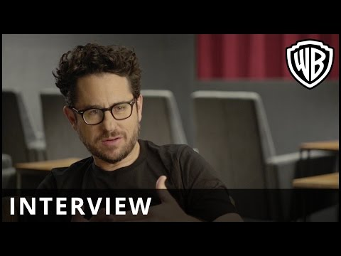 Westworld - J. J. Abrams Interview - Warner Bros. UK