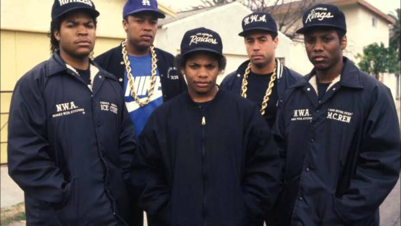 Easy E Funeral: Compton OGs N.W.A. Mixx By DJ Eazy Raiders ★