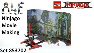 Lego Ninjago Movie 853702 Ninjago Movie Making Set - Lego Speed Build Review
