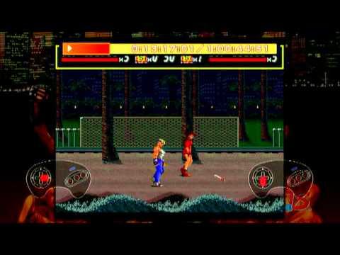 Sega Vintage Collection: Streets of Rage Playthrough Pt1