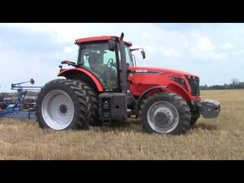 AGCO DT205B Tractor
