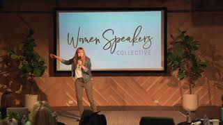 Women Speakers Collective - Talasi Guerra