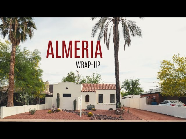 Saying Farewell to our Almeria Property