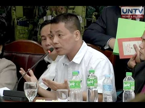 Umano'y drug trade sa NBP, tinalakay sa pagdinig ng Lower House